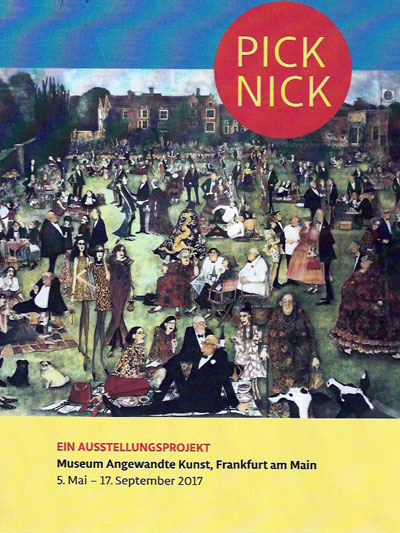 Ausstellungsprojekt «Picknick» in Frankfurt am Main