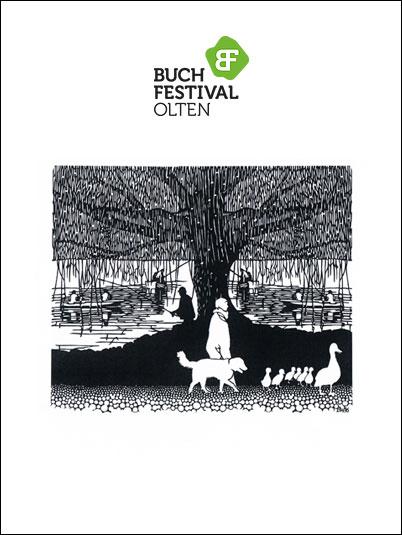 Buchfestival Olten: Ausstellung und Workshop