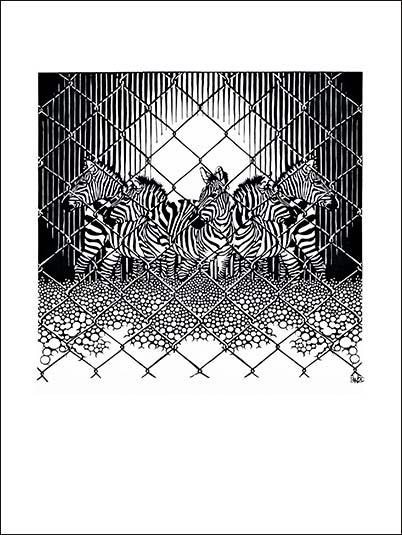 Atelier 20 zeigt «Bruno Weber Papierschnitt»